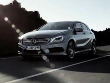 Mercedes Clase A: debut mundial en Ginebra