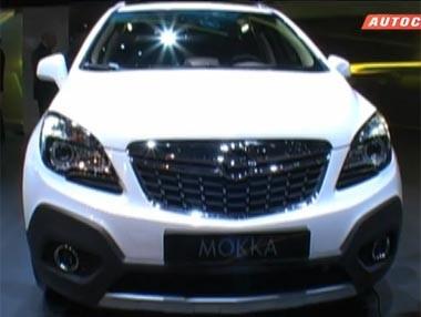 Opel Mokka: nuevo SUV presentado en Ginebra