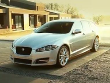 Jaguar XF Sportbrake: para toda la familia