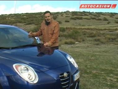 Probamos el Alfa Romeo MiTo TCT, ¡en vídeo!