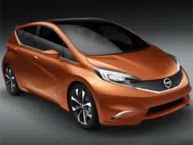 Así es el Nissan Invitation Concept