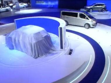 Ford presenta sus novedades en el Salón de Ginebra 2012