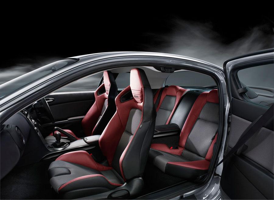 Mazda RX-8 Spirit-R