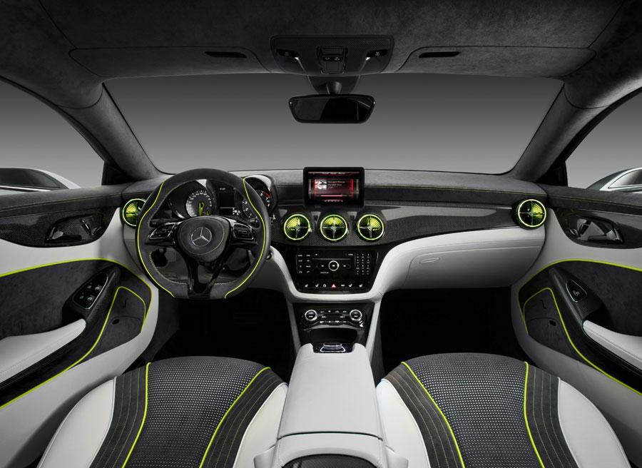 Mercedes Concept Style Coupé Pekín 2012