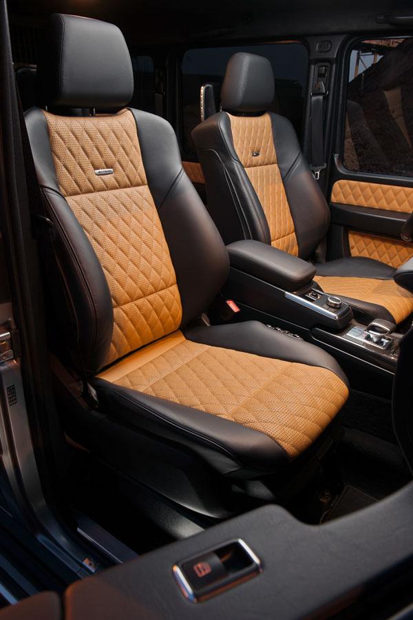 Nuevo Mercedes G 63 AMG y G 65 AMG