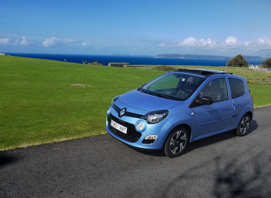Nuevo Renault Twingo Emotion 1.2 16v 75 eco2