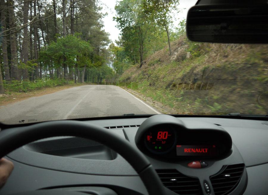 Nuevo Renault Twingo Emotion 1.2 16v 75 eco2 rodando, Zamáns, Rubén Fidalgo