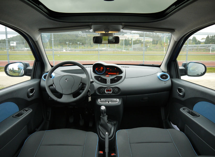 Nuevo Renault Twingo Emotion 1.2 16v 75 eco2 tablier, Vigo, Rubén Fidalgo