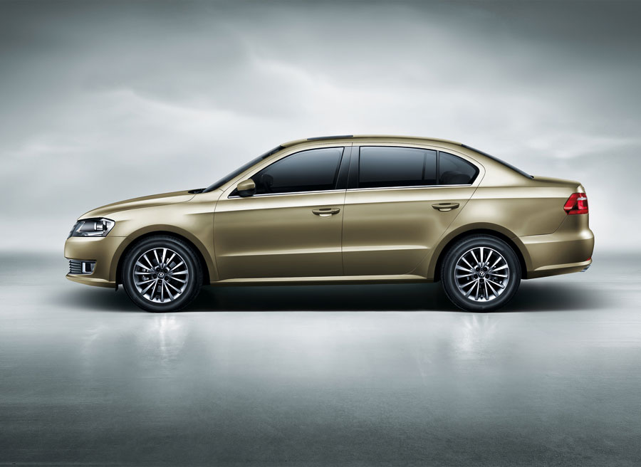 VW Lavida Pekín 2012
