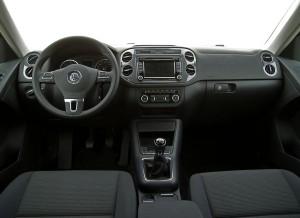 Volkswagen Tiguan T.1 4x2, salpicadero