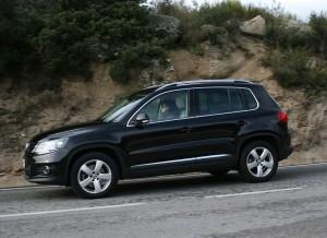 Volkswagen Tiguan 4x4, dinámica