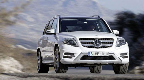 Nuevo Mercedes GLK, desde 36.700 euros