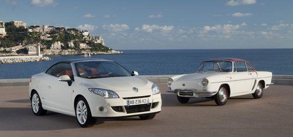 Nuevo Renault Mégane Coupé-Cabrio Floride: sex-symbol