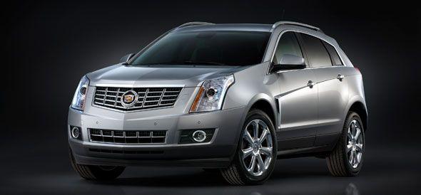 Cadillac SRX: nueva imagen