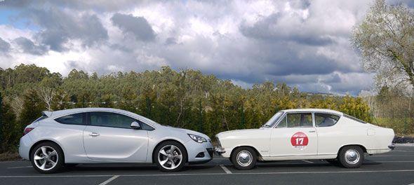 Opel Astra GTC 2.0 CDTi 165 CV: prueba completa