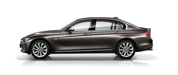 BMW Serie 3 largo: estreno en el Salón de Pekín
