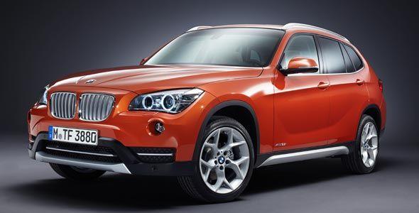 El nuevo BMW X1 se presenta en Nueva York