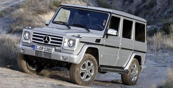 Mercedes Clase G: un clásico de este siglo