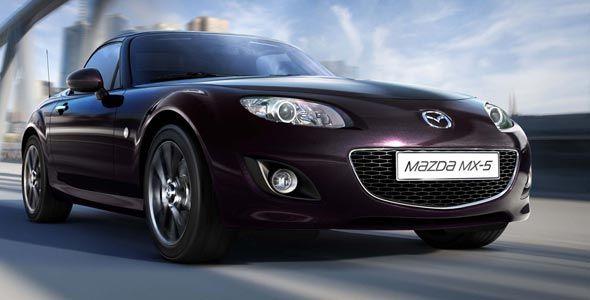 Mazda MX-5 Sport-Tech: serie especial