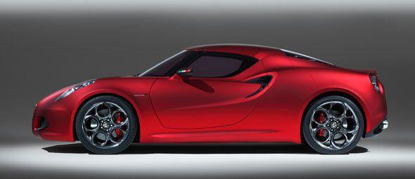 "Alfa Romeo 4C, la ""puerta de reentrada"" al mercado estadounidense"