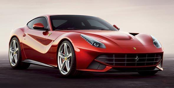 Las ventas de Ferrari y Maserati en Italia se desploman