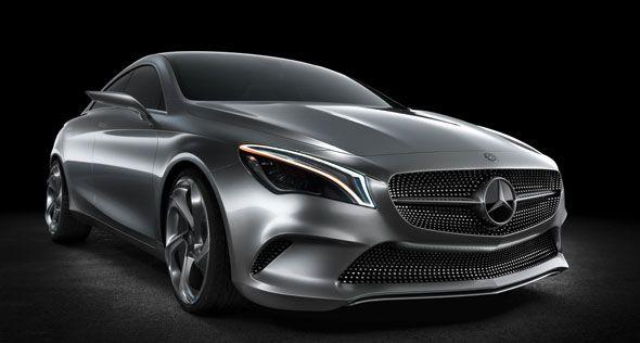 Mercedes Concept Style Coupé, en el Salón de Pekín