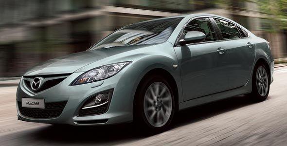 Mazda lanza la gama especial Iruka