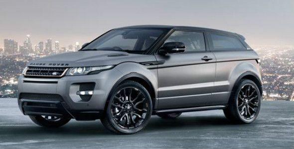 Land Rover desvela el Evoque de Victoria Beckham