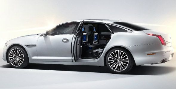 El Jaguar XJ Ultimate llegará a España en verano