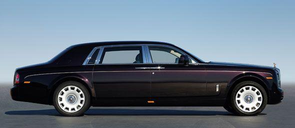 Rolls Royce, pletórica en el Salón de Pekín