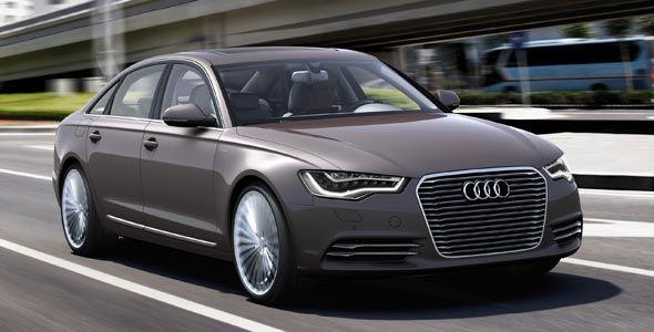 Audi presenta en Pekín el A6 L E-Tron y el Q3 Jinglong Yufeng