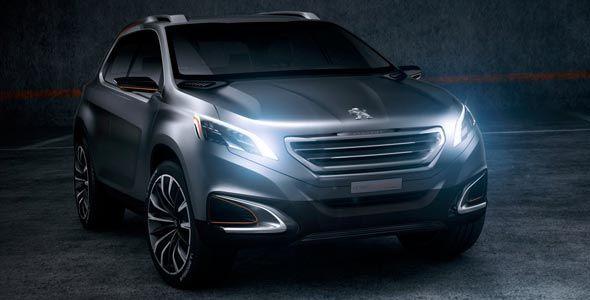 Todas las novedades de Peugeot en el Salón de Pekín