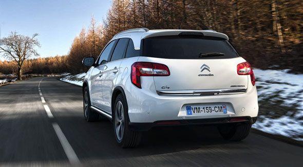 Llega a España el Citroën C4 Aircross