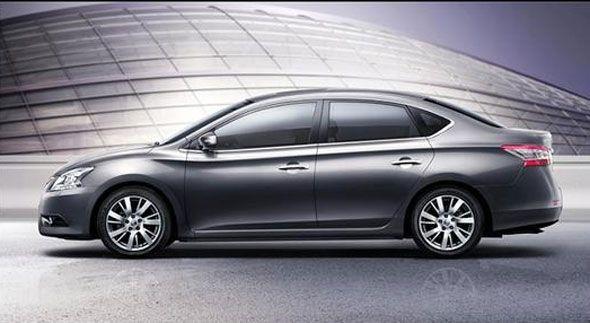 Nissan Sentra o Sylphy, nueva berlina para EE.UU. y Asia