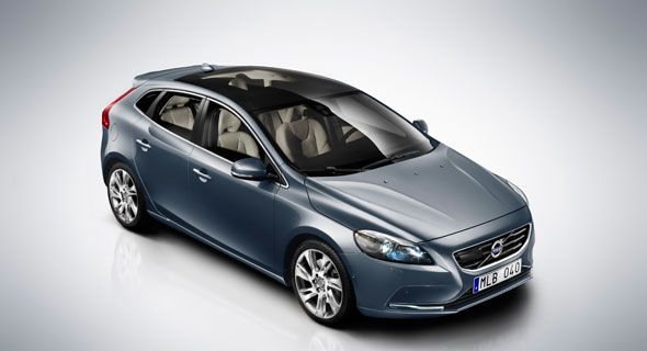 Volvo exhibe los nuevos V40 y V60 en el Salón de Pekín