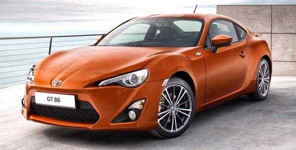 Toyota GT86: desde 29.990 euros
