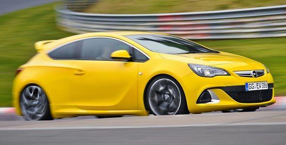 Opel Astra OPC: nuevo chasis más deportivo