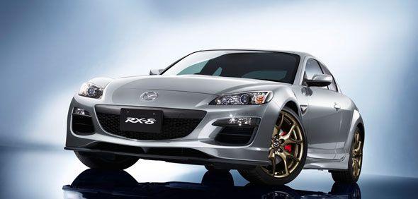 Mazda RX-8 Spirit-R: se alarga su vida