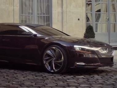 Citroën Numéro 9: el concept más espectacular