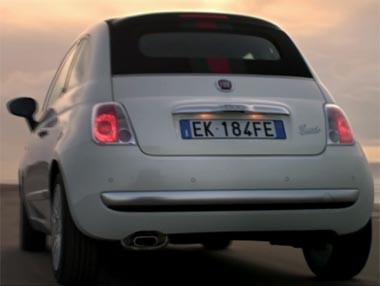 Fiat 500C Gucci: The Race