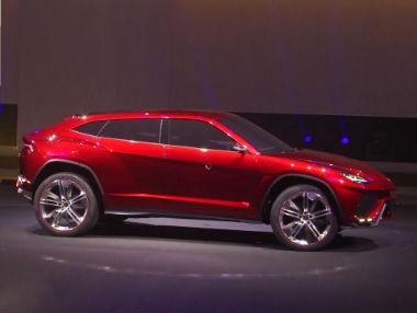 Lamborghini presenta su SUV Urus en Pekín