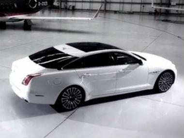 Jaguar XJ Ultimate: máximo lujo