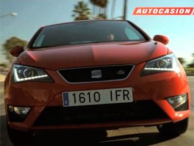 Seat Ibiza 2012: prueba exprés