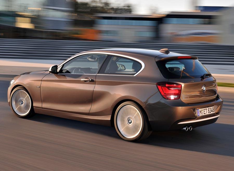 El nuevo BMW Serie 1 de tres puertas llega a los concesionarios en noviembre de este año.