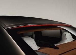 BMW Serie 6 Gran Coupé, tercera luz de freno