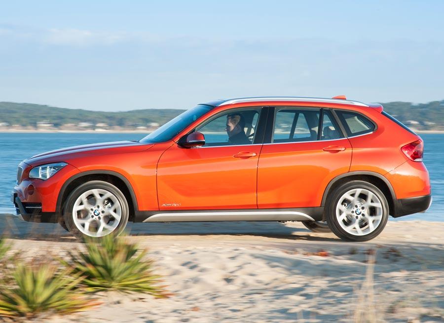 BMW ha renovado el X1 conservando su imagen.
