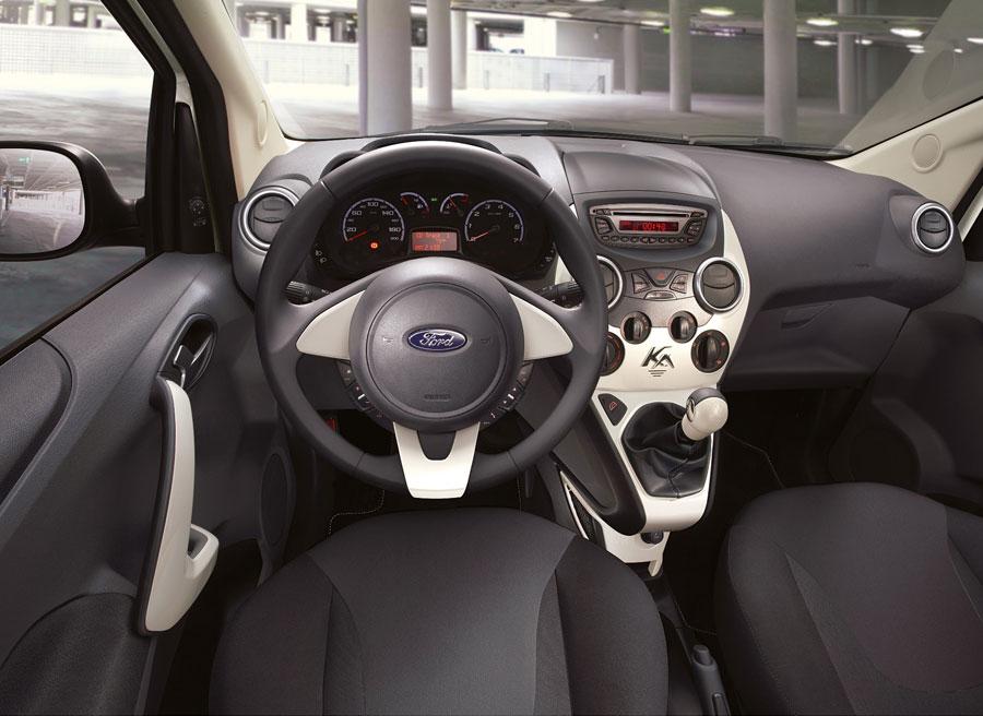 Ford Ka Titanium+