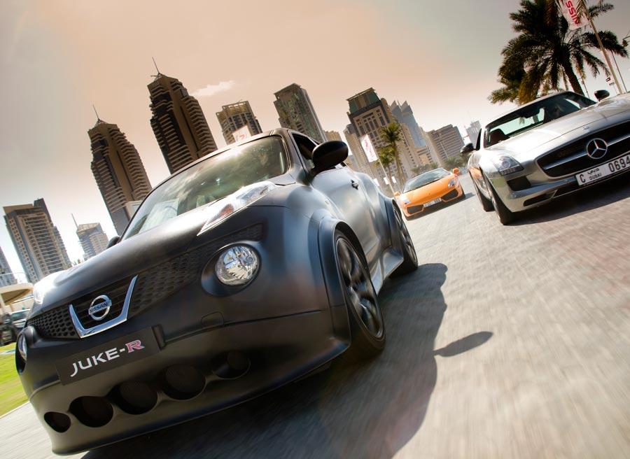 El Nissan Juke R será una pieza para coleccionistas.