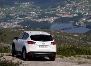 Prueba Mazda CX 5 Skyactive 4x2 style 165 CV, Monte Faro, Rubén Fidalgo