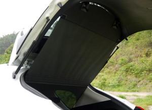 Prueba Mazda CX 5 Skyactive 4x2 style 165 CV, Cortinilla trasera, Rubén Fidalgo